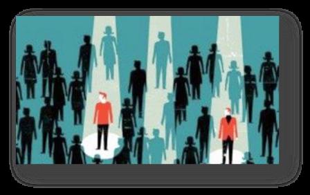 C'est un groupe d'hommes et femmes en psychanalyse, therapie de groupe avec un psychotherapeute